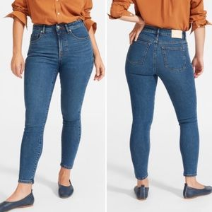 EVERLANE Jeans Curvy Authentic Stretch High Rise